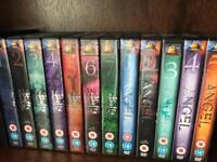 Buffy the vampire slayer + angel dvds full collection