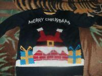 CHILDS CHRISTMAS JUMPER