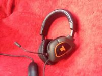 GAMING HEADSET , PC , Playstation and X-Box
