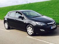 2012 Vauxhall Astra 1.7 CDTi ecoFLEX 16v 5dr (start/stop) diesel**high miles**one owner**any trial
