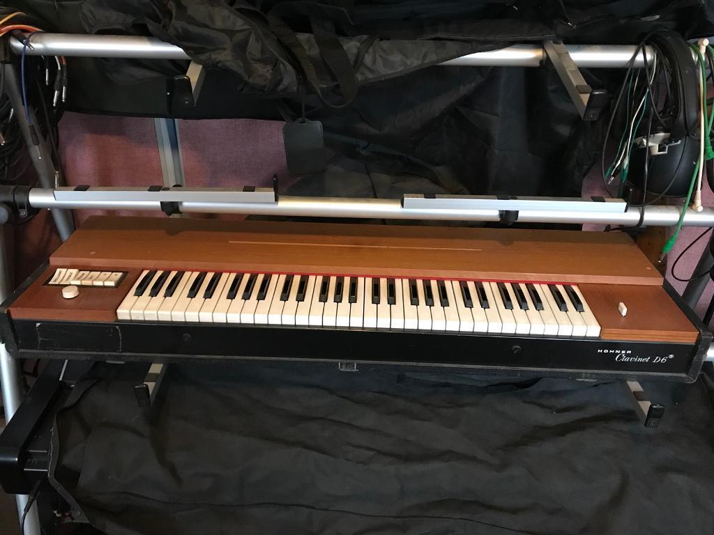 hohner clavinet d6 vintage keyboard in brighton east sussex gumtree. Black Bedroom Furniture Sets. Home Design Ideas