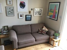 Three Seater Sofa, DFS 'Angelic' range. Great condition as new! £ Best Offer Accepted!