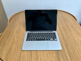 "Apple MacBook Pro 13"" Retina Display 128GB Late 2014"
