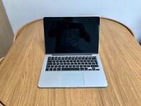 "Apple MacBook Pro 13"" Retina Display 128GB Late 2014"