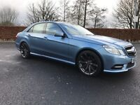 STUNNING MERCEDES E250 CDI AMG SPORT AUTOMATIC