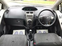 TOYOTA YARIS 2009 1.0**LADY OWNER**FRESH MOT**JUST 17000 MILES**£30 TAX**HPI CLEAR**