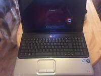 Laptop compaq