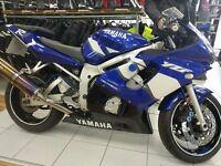 Yamaha R6 - £2,495