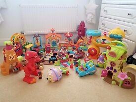 Toys Happy Land large bundle