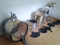 Session pro complete drum set