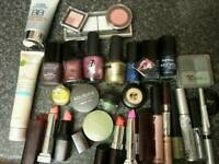 Collection of make up