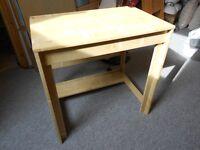 Ikea Lack desk very good condition