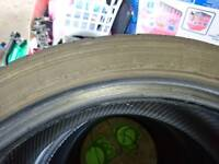 205/45RF17 tyres from Mini cooper s