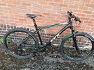 GT AVALANCHE ELITE 29er 2019 DONE 500 MILES MAX NEVER BEEN ABUSED OR R