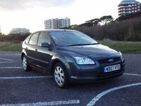 Only £1795 - 2007 - 5 Door Ford Focus 1.6 LX - 2 Previous Owners - New MOT