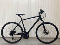 "Specialized Crosstrail Alivio Aluminium Hybrid Bike (22""/56cm/L)"