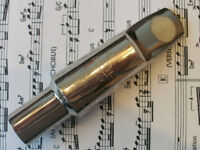 refaced metal RIA tenor sax saxophone mouthpiece about 115 to 120 tip