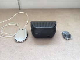 Bowers and Wilkins M1 Centre Speaker, QED Silver cable, Stand and Wall Mount