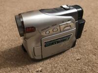 JVC Mini DV camcorder Palm size.