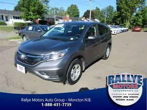 2016 Honda CR-V LX! Back-Up! Heated! Almost New!