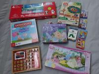 Kids game and jigsaw bundle