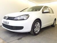 2011 | VW Golf 1.4 Twist | Manual | Petrol | WHITE |1 Former Keeper | 1 Year MOT | HPI Clear