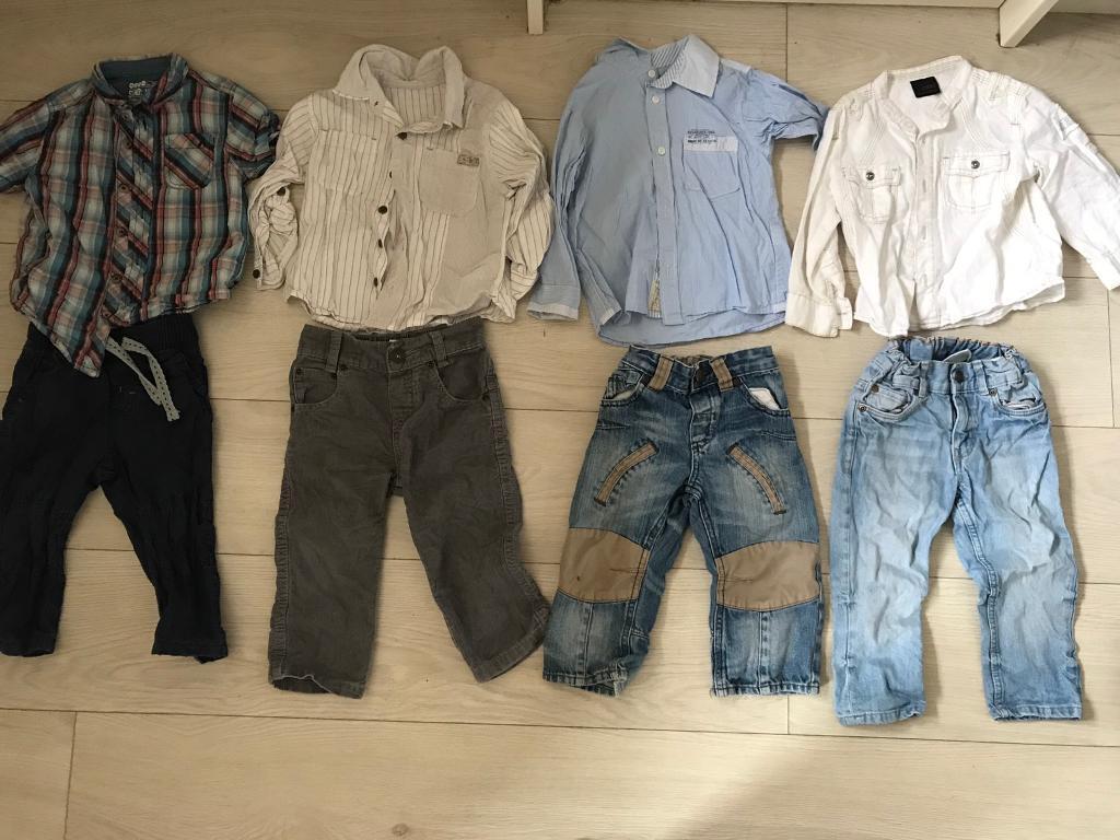 Next boys clothes 12-18