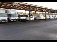 Caravan,Boat,Car Storage secure long term , short term, under canopy Summer storage Coleraine