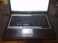 FULLY WORKING DELL LATITUDE D630 LAPTOP WITH ORIGINAL DELL CHARGER