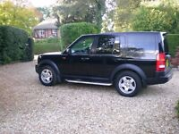 3TDV6S Land Rover Discovery 3 2005 Full Service History