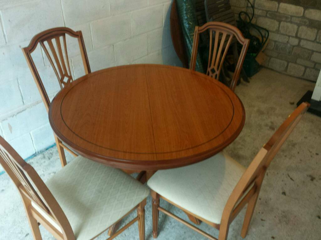 Dining table and chairs in Swansea Gumtree : 86 from www.gumtree.com size 1024 x 768 jpeg 67kB