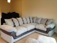 Corner Sofa & Cuddle Chairs