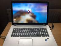 HP Envy 17 Laptop with Beats Audio Win10, FingerPrint Sensor
