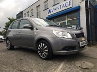 2009 Chevrolet Avei 1.2 LS - 5DR - 83BHP - Low Rate Finance Available