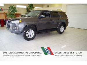 2015 Toyota 4Runner SR5 UPGRADE PACKAGE LEATHER NAV!