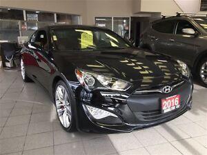 2016 Hyundai Genesis Coupe | GT | NAVI | LEATHER | ROOF | ALLOYS