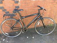 "Carrera Subway Single speed/fixie 18"" bike"
