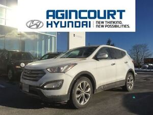 2013 Hyundai Santa Fe Sport 2.0T Limited/NAVI/PANO ROOF/LEATHER/