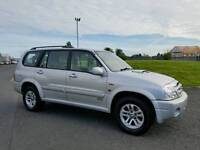 Sep 2005 Suzuki Grand Vitara 4X4 2.0 TD XL-7 7 SEATER! ONE LADY OWNER! ONLY 92000 MILES!