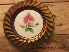 Creigiau pottery plate for sale
