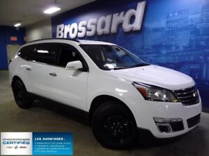 2017 Chevrolet TRAVERSE LT AWD MAGS LT MOINS CHERS LT AWD MAGS L