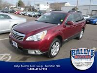 2012 Subaru Outback 2.5i Conv. Package, AWD, $ave