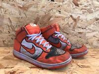 NIKE Dunks High Top Trainers - Size 11 UK