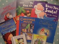 Christmas books and CDs for children
