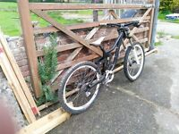 Kona Operator 2011 Size S (Short) Complete DH Downhill Bike