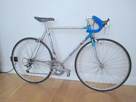 GAZELLE Reynolds 531 Trim Trophy vintage bike