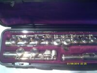 YFL211s , SILVER PLATED YAMAHA FLUTE , IN MINT CONDITION +++ +++ +++ +++