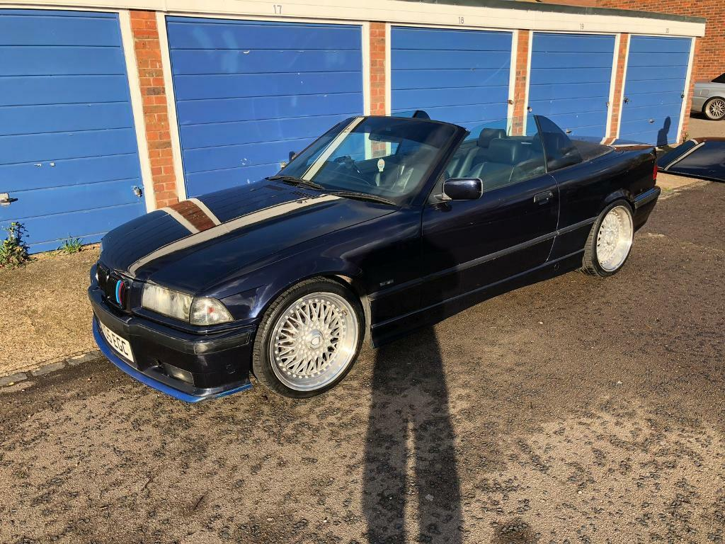 BMW E36 Convertible 3 Series 1999 four former keepers | in ...
