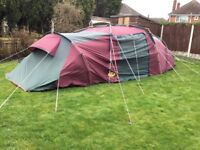 Kyam domed tent
