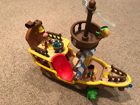 Jake and the Never Land Pirate Ship